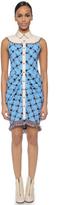 Carl Gross Button Down Fringe Dress
