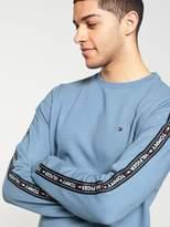 Tommy Hilfiger Long Sleeve Track Top - Blue