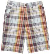 Nautica Boys' Plaid Short (8-16)
