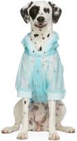 Couture Moncler Genius Blue Poldo Dog Edition Waterproof Coat