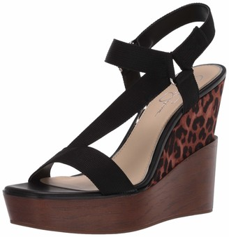 Jessica Simpson Women's Amillia Wedge Sandal