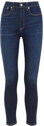 Rag & Bone Nina Indigo Skinny Jeans
