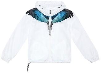 Marcelo Burlon Kids Of Milan Wings printed jacket