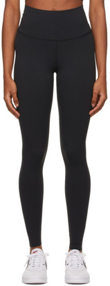 Nike Black Infinalon 7/8 Leggings