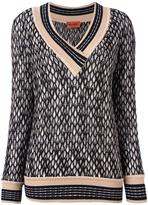 Missoni patterned pullover