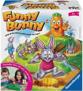 Very Ravensburger Funny Bunny Game