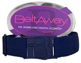 Beltaway Belt 2Pack: Includes 1 Original & 1 NARROW Black