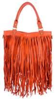 B-Low the Belt Fringed Twiggy Bag
