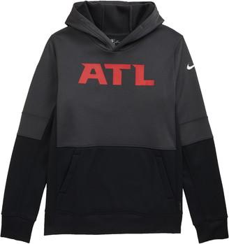 Nike Dri-FIT Therma NFL Logo Atlanta Falcons Hoodie