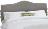Skyline Furniture Slipcover Bed with Ties