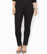 Lauren Ralph Lauren Plus Super-Stretch Slimming Modern Skinny Jeans