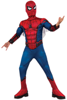 Rubie's Costume Co Spider-Man Homecoming Deluxe Dressing-Up Costume