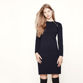Maje Knit dress with zip detailing