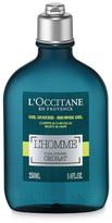 L'Occitane L'Homme Cologne Cedrat Shower Gel Body & Hair 250ml