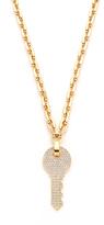Marc Jacobs Respect Key Long Necklace