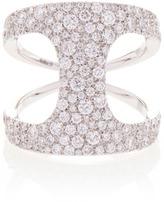 Antonini Siracusa Ring in White Gold