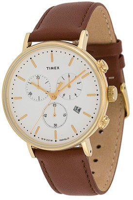 Timex Fairfield Chronograph 41mm watch