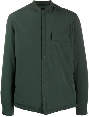 HUGO BOSS Padded Shirt Jacket