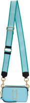Marc Jacobs Blue Small Snapshot Bag