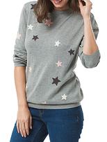 Sugarhill Boutique Scattered Stars Jumper, Grey