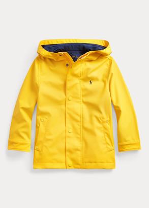 Ralph Lauren Hooded Raincoat