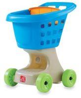 Step2 Little Helper's Shopping Cart in Blue
