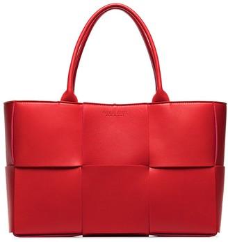Bottega Veneta Arco leather tote bag