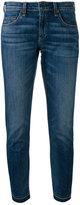 Rag & Bone Dre cropped jeans - women - Cotton/Polyurethane - 24