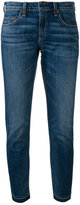 Rag & Bone Dre cropped jeans - women - Cotton/Polyurethane - 27