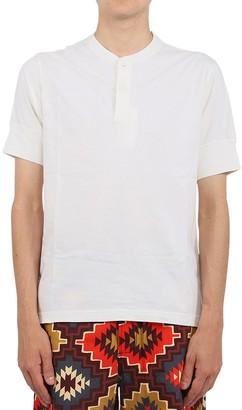 Universal Works Ecru Eaton T-shirt