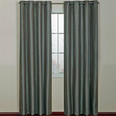 Asstd National Brand Aruba Grommet-Top Curtain Panel