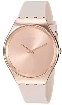 Swatch Skinrosee - SYXG101 (Rose Gold) Watches
