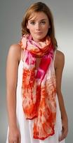 TDM Design Masino Sun Tie-Dye Scarf