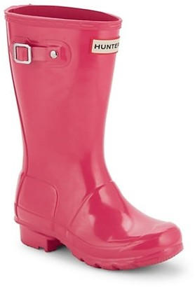 Hunter Kid's Rain Boots
