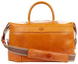 Purdey The 48HR Leather Holdall Bag