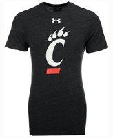 Under Armour Men's Cincinnati Bearcats Tri-Blend T-Shirt