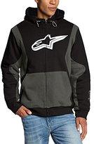 Alpinestars Men's Freeman Zip Fleece Long Sleeve Sweatshirt