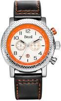 BOLISI 8219 Men's Fashion Quartz Wrist Watch With Leather Strap