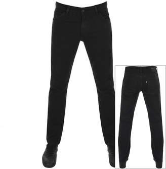 Levi's Levis Line 8 Skinny Fit Jeans Black