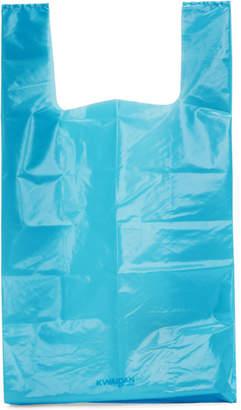 Kwaidan Editions Blue Plastic Tote