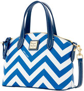 Dooney & Bourke Chevron Ruby