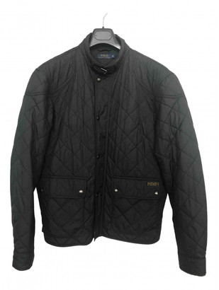 Polo Ralph Lauren Black Polyester Jackets