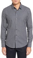 Zachary Prell Trim Fit Check Sport Shirt