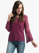Ella Moss Aimee Long Sleeve Top