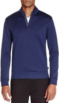 HUGO BOSS BOSS Sidney Half Zip Sweatshirt