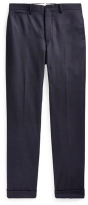 Ralph Lauren Slim Wool Suit Trouser