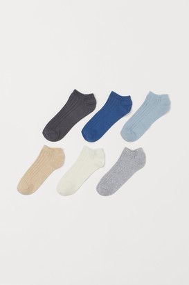 H&M 6-pack Ankle Socks