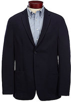 Murano Barcelona Collection Slim-Fit Textured Knit Blazer