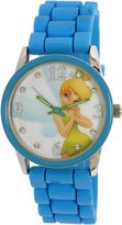 Tinkerbell Girl's TNK580 Silicone Quartz Fashion Watch