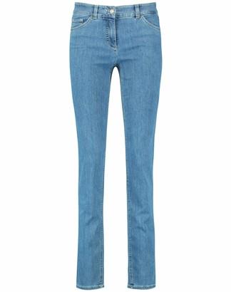 Gerry Weber Women's 92151-67810 Straight Jeans